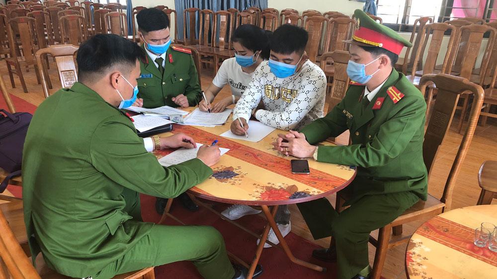 Bắc Giang: Xử phạt hai trường hợp đốt pháo nổ đăng lên mạng xã hội