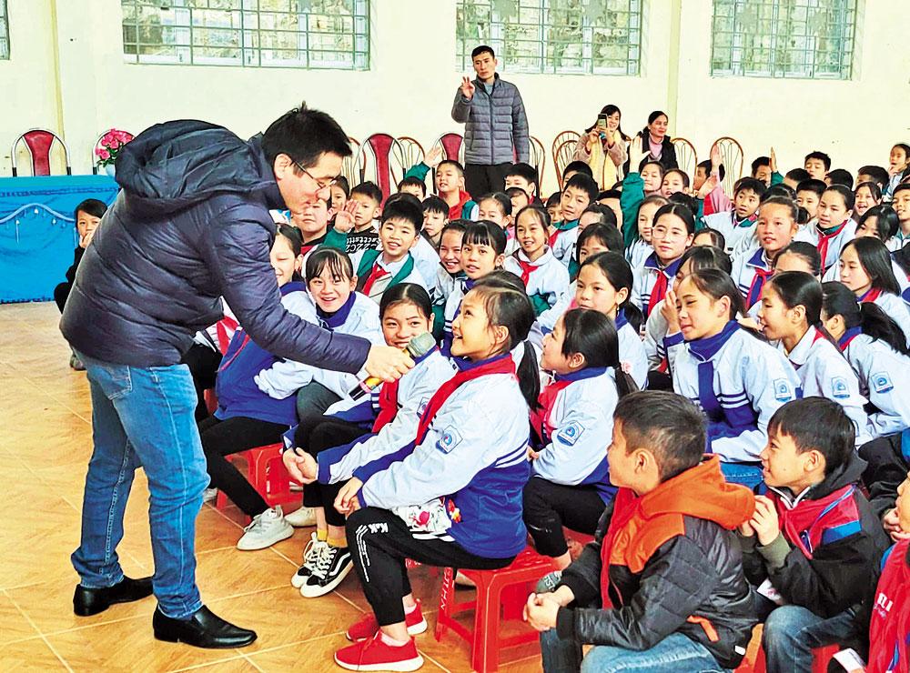 Nguyễn Quốc Vương, Bắc Giang, giáo dục,
