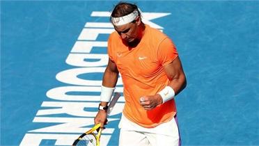 Nadal lần thứ 13 vào tứ kết Australia Mở rộng