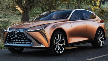 Lexus phát triển ba mẫu xe mới