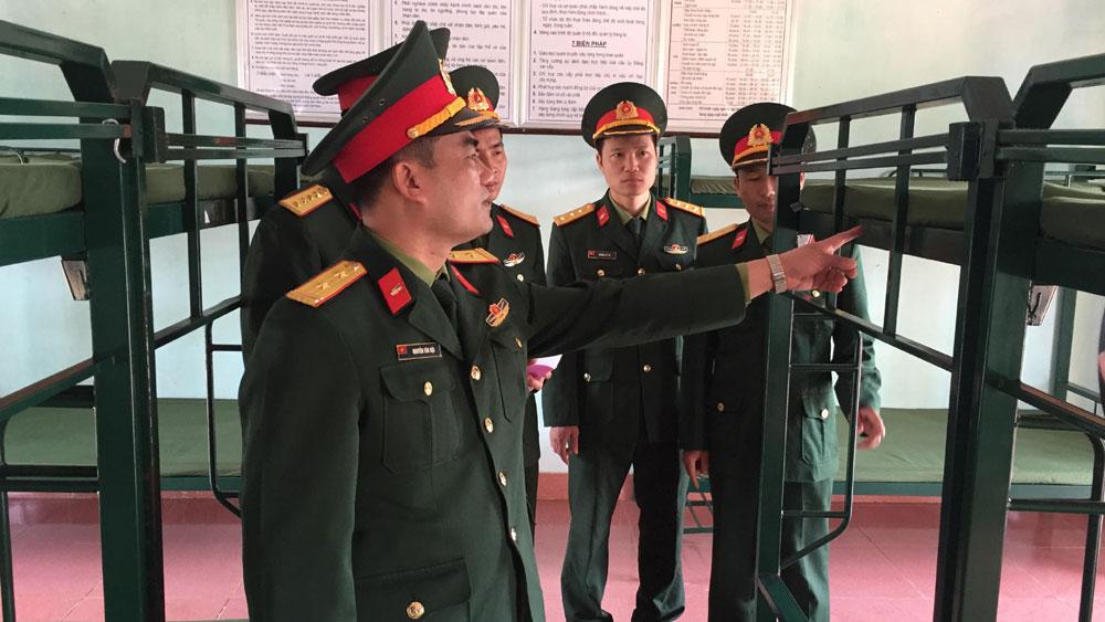 dịch bệnh Covid-19, chiến sĩ mới, tiếp nhận tân binh, huấn luyện chiến sĩ mới năm 2021