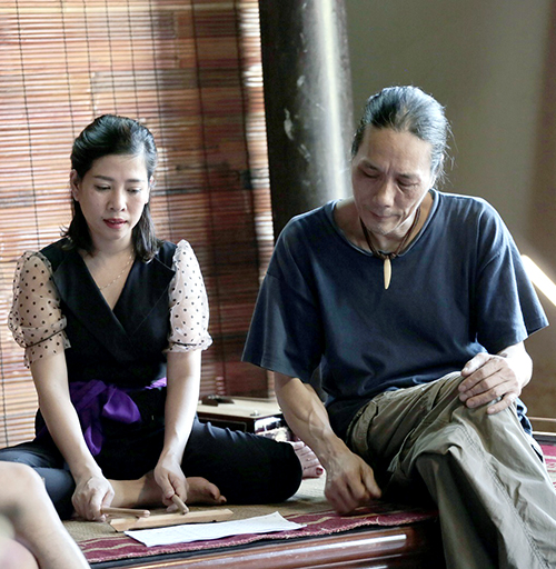 Nhà nghiên cứu Bùi Trọng Hiền, Ca trù, bảo tồn di sản