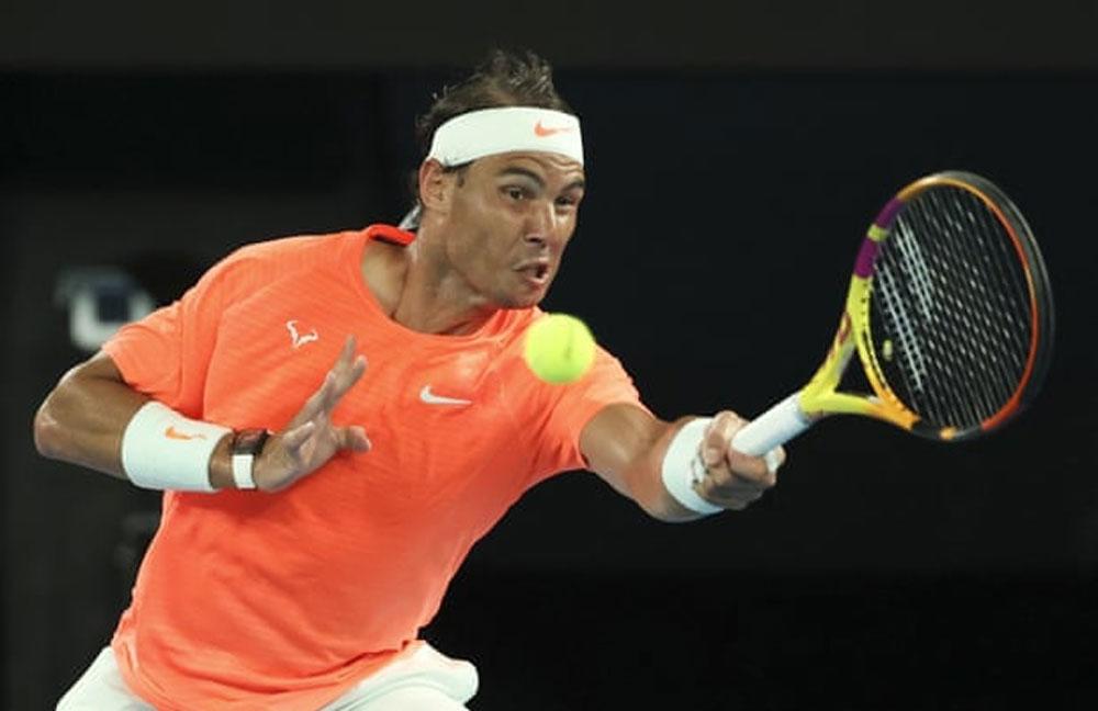 Rafael Nadal,Australia mở rộng