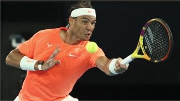 Nadal dừng bước ở Australia Mở rộng