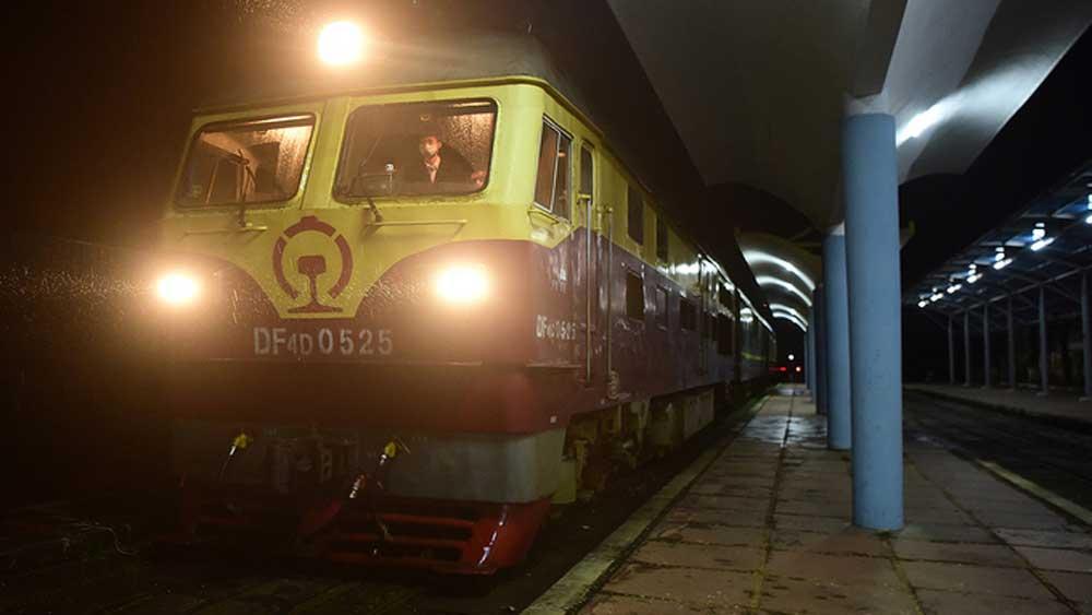 Border province, high-speed railway