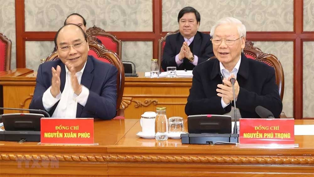 Politburo, Secretariat of Party Central Committee , first session