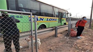 Ban ATGT Bắc Giang đề nghị xử lý việc phá rào chắn trên cao tốc Hà Nội - Bắc Giang