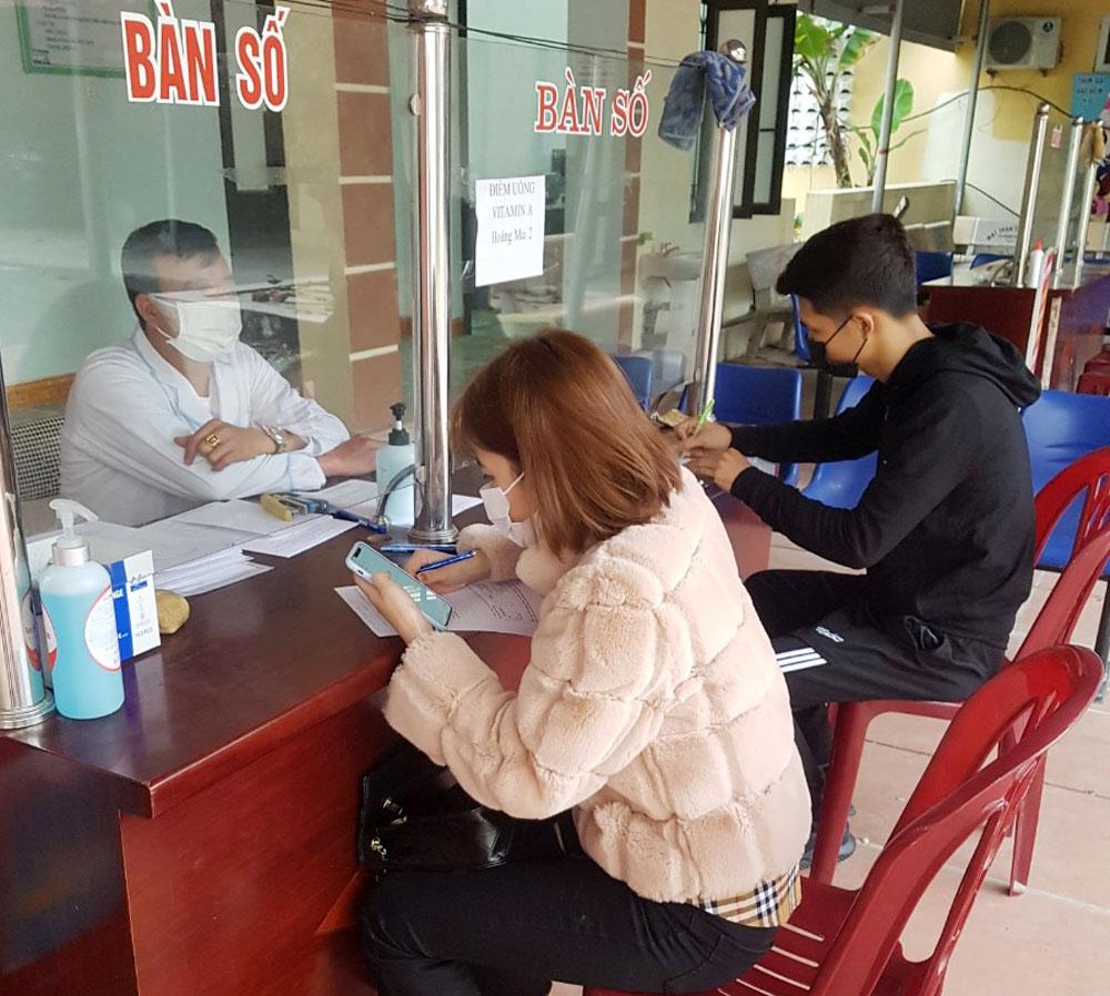 Bắc Giang, Việt Yên, phòng dịch, covid-19, xét nghiệm, xóm trọ
