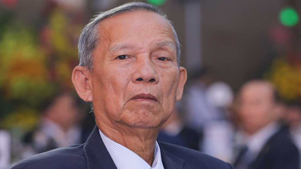 Former deputy PM Trong, dies at 79, Truong Vinh Trong