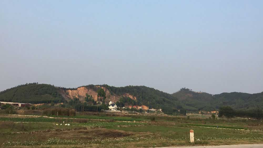Site clearance , Bac Giang golf course, resort project, A good start, ensure progress