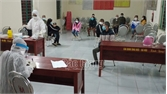 Bắc Giang: Khoanh vùng, cách ly tạm thời hai thôn để phòng dịch Covid-19