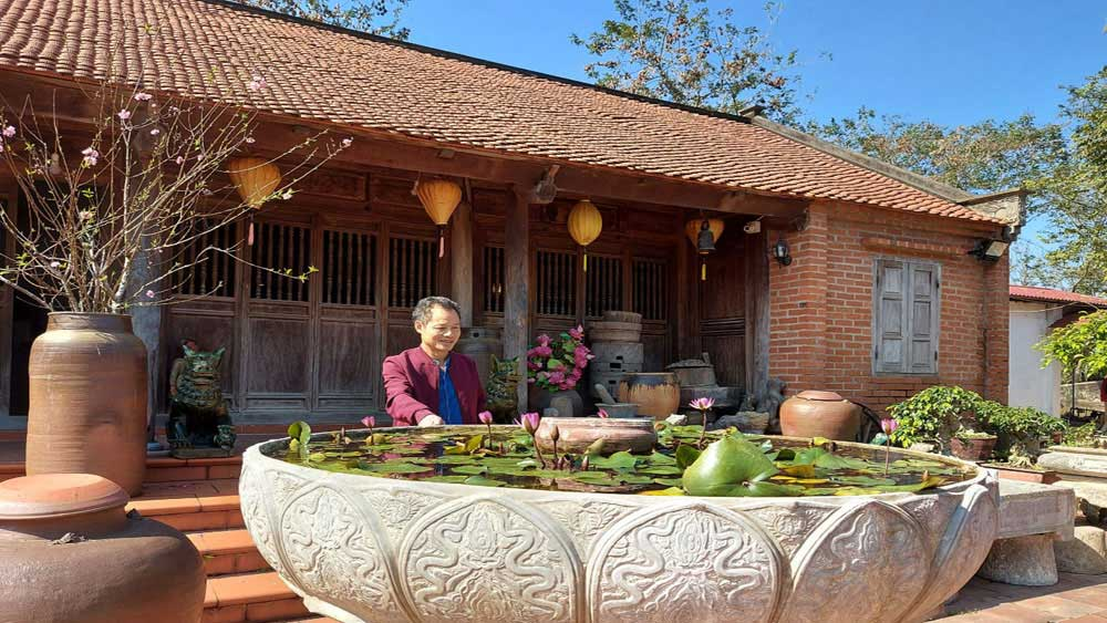 Bac Giang, Ancient features, being kept
