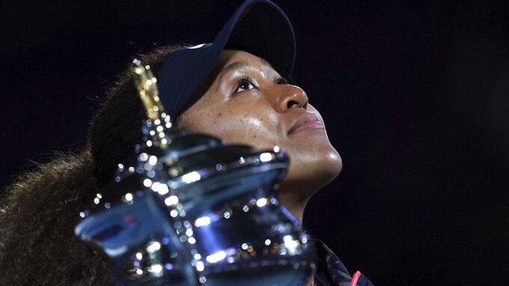 Osaka,Australia Mở rộng,Jennifer Brady,Naomi Osaka