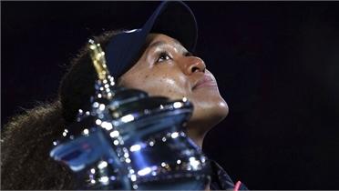 Naomi Osaka vô địch Australia Mở rộng