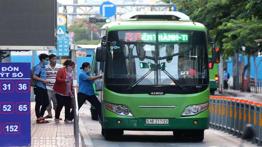HCMC, keen on,  minibus plan