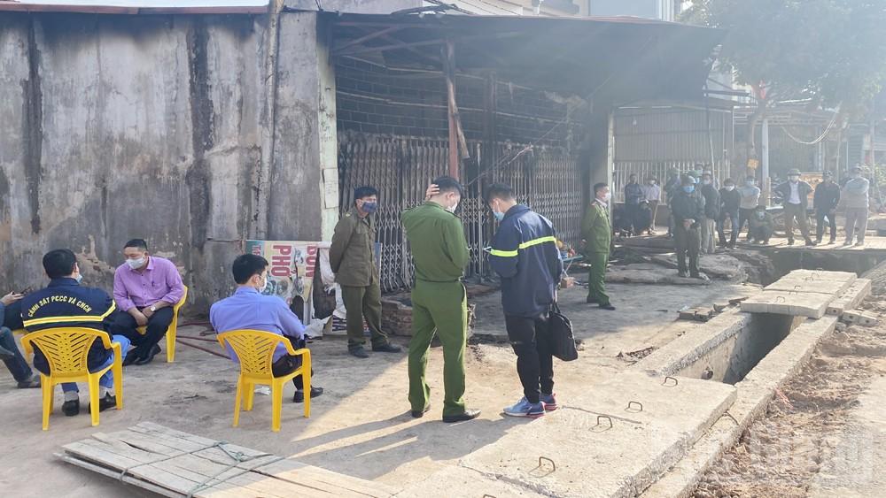 Bắc Giang, cháy nhà, đêm, một người, tử vong, xã bảo Sơn, huyện Lục Nam