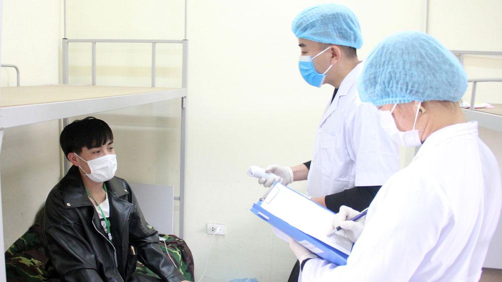Ngành y tế Bắc Giang: Dự phòng tích cực để ngăn chặn  dịch bệnh
