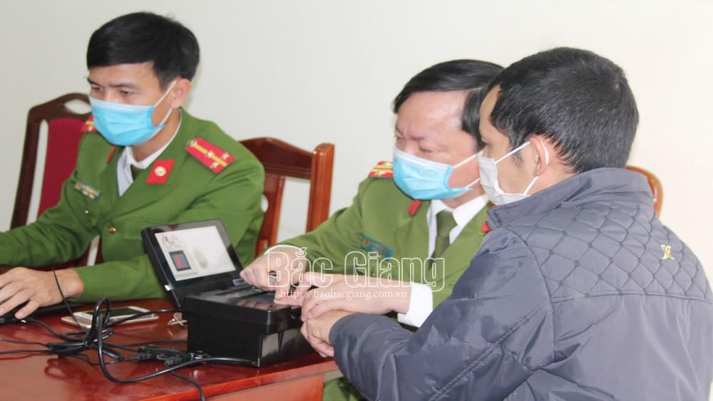Căn cước công dân Bắc Giang