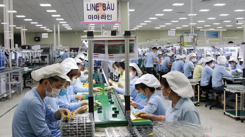 Bắc Giang, dịch Covid-19, doanh nghiệp, lao động phổ thông, người lao động