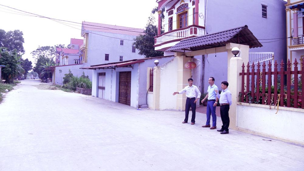 Hiệp Hòa, Bắc Giang, sinh hoạt chi bộ, Đề án số 06