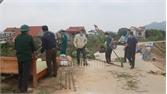 Bắc Giang: Dỡ bỏ 5 chốt phòng dịch cách ly y tế tại thôn Kiệu Đông