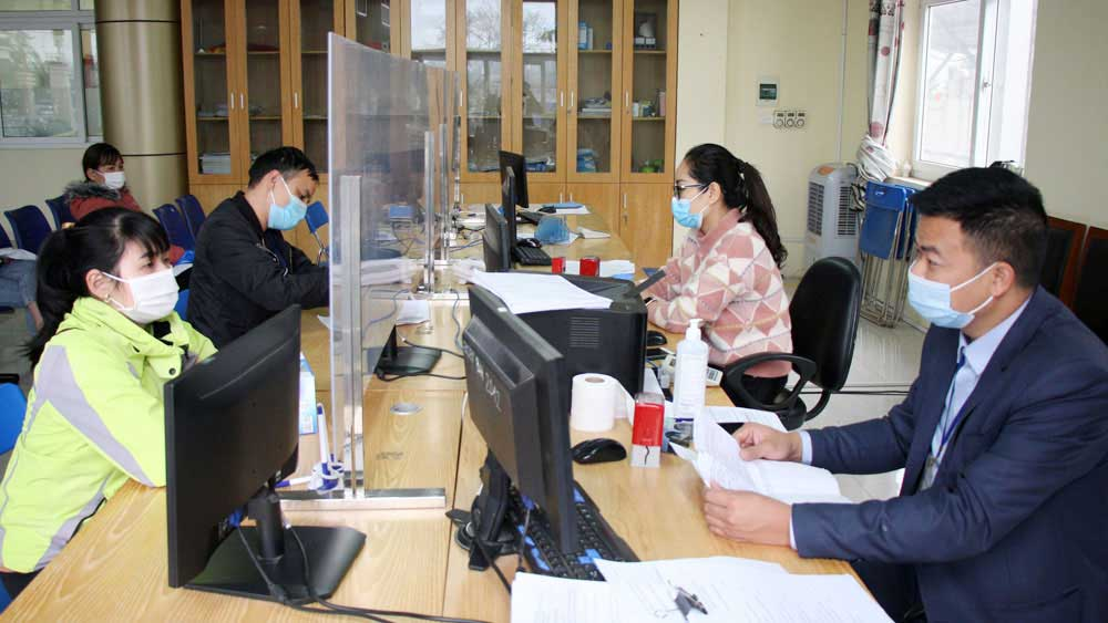 Bac Giang, Enterprises, unskilled workers