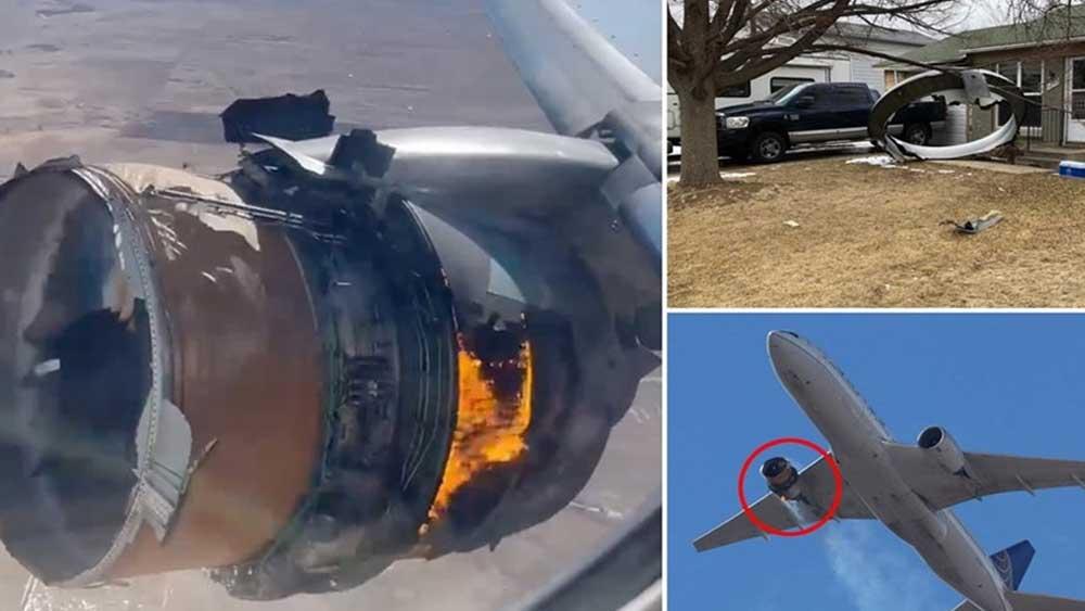 Boeing 777, đắp chiếu, sự cố, động cơ cháy