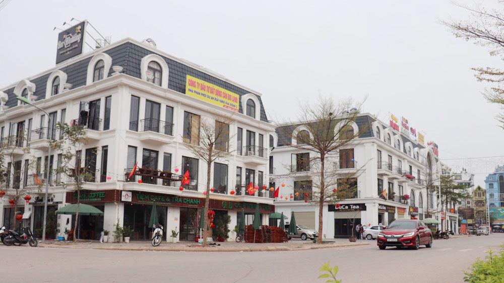 Lạng Giang xây dựng nông thôn mới nâng cao gắn với phát triển đô thị