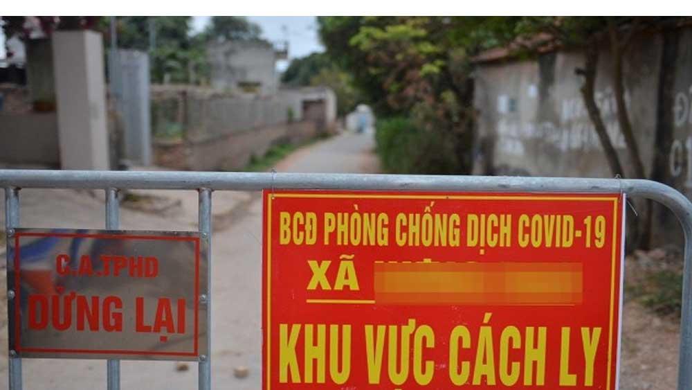 Thành phố Hải Dương, 2 ca nghi mắc Covid-19, làm nghề bán cá