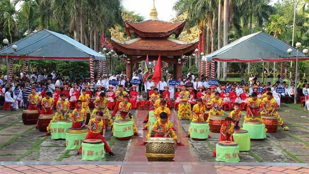 Giỗ Tổ Hùng Vương năm 2021, tổ chức, phần lễ,  phần hội