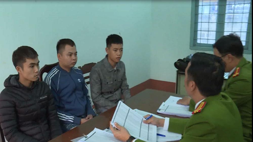 Bắc Giang, Đắk Lắk , cho vay nặng lãi