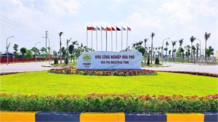 Bac Giang: Safety Zone II communes get facelift
