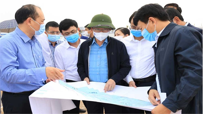 Bac Giang provincial leader urges Viet Yet district to focus on site clearance