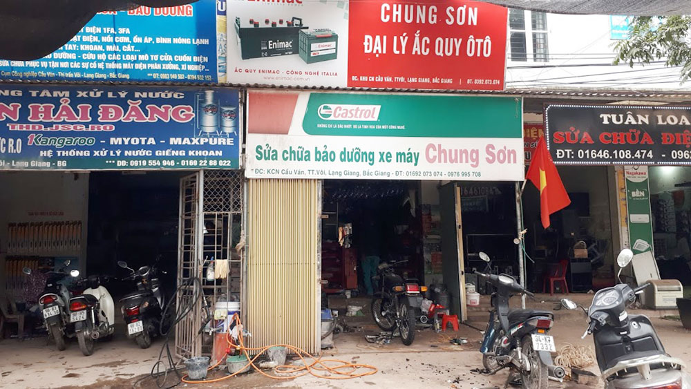 thị trấn Vôi, Lạng Giang, xô xát, gây thương tích, khiếu kiện kéo dài, Bắc Giang