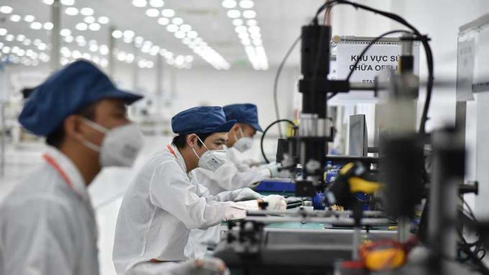 Over half of firms, workers, study