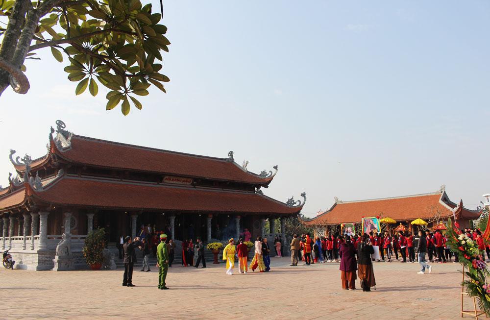 website, Khu di tích, địa điểm Chiến thắng Xương Giang, TP Bắc Giang, Bắc Giang
