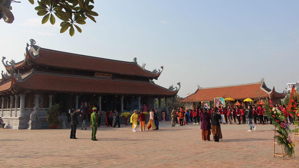 Ra mắt website Khu di tích địa điểm Chiến thắng Xương Giang