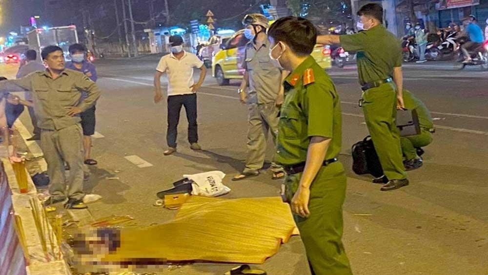 Lời khai , tên cướp, gây tai nạn, bỏ lại đồng bọn, tử vong trên đường