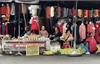 Bắc Giang: Nhiều người đi chợ không đeo khẩu trang