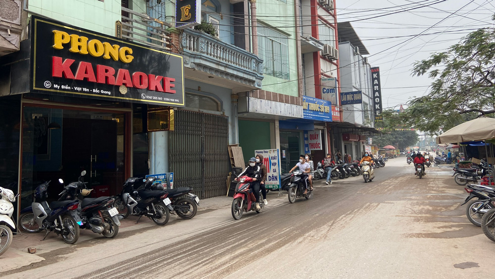 Bắc Giang, phòng dịch, Covid-19, nhà trọ, Việt Yên, dịch vụ