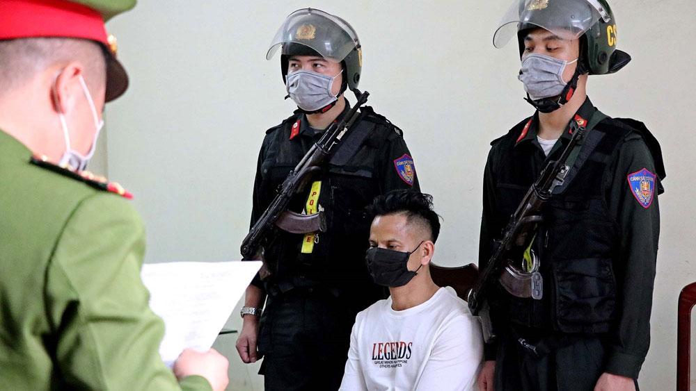 Bắt tạm giam đối tượng gây trọng án tại quán karaoke làm 3 người chết