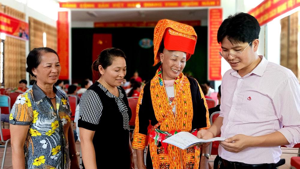 Sơn Động, Bắc Giang,  dân tộc thiểu số, tỷ lệ hộ nghèo, cận nghèo, đối tượng chính sách