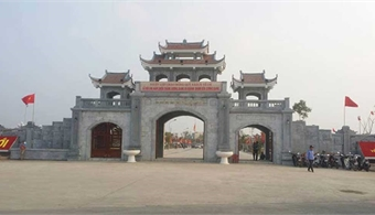 Website on Xuong Giang Victory relic site debuted