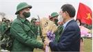 Chủ tịch UBND tỉnh Lê Ánh Dương dự Lễ giao nhận, tiễn tân binh huyện Lạng Giang lên đường nhập ngũ