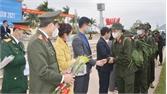 Lục Nam: 77 thanh niên viết đơn tình nguyện nhập ngũ