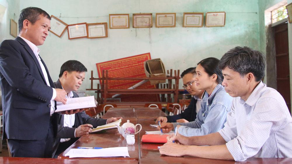 sáp nhập, chi bộ, Bắc Giang, Yên Thế, cấp ủy