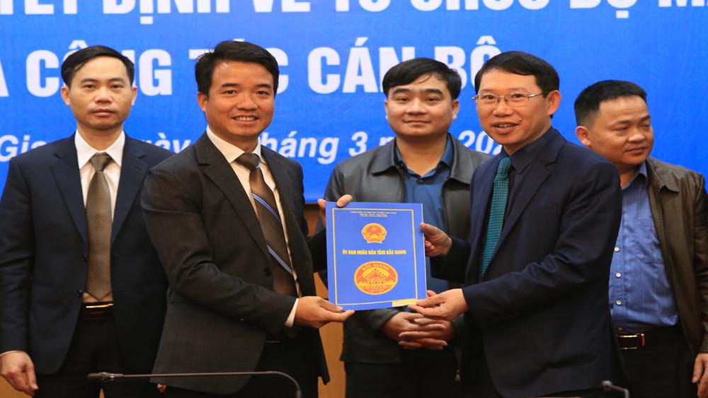 Bắc Giang: Thành lập BQL dự án Đầu tư xây dựng các công trình giao thông, nông nghiệp tỉnh