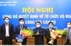 Điều động, bổ nhiệm lãnh đạo Sở Xây dựng, Ban Quản lý Các khu công nghiệp tỉnh Bắc Giang