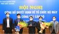 Điều động, bổ nhiệm lãnh đạo Sở Xây dựng, Ban Quản lý Các KCN tỉnh Bắc Giang