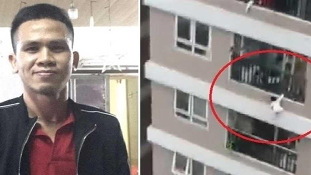Thủ tướng gửi thư khen thanh niên cứu cháu bé rơi từ tầng 12